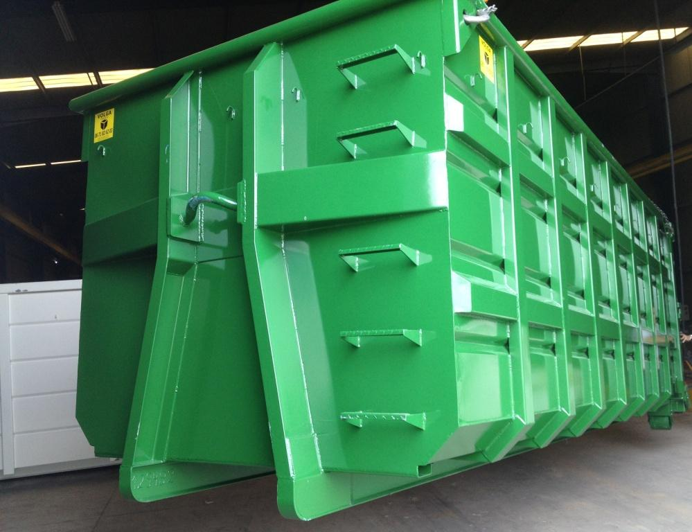 Sale Of Hooklift Containers 7 41 M3 Containers For