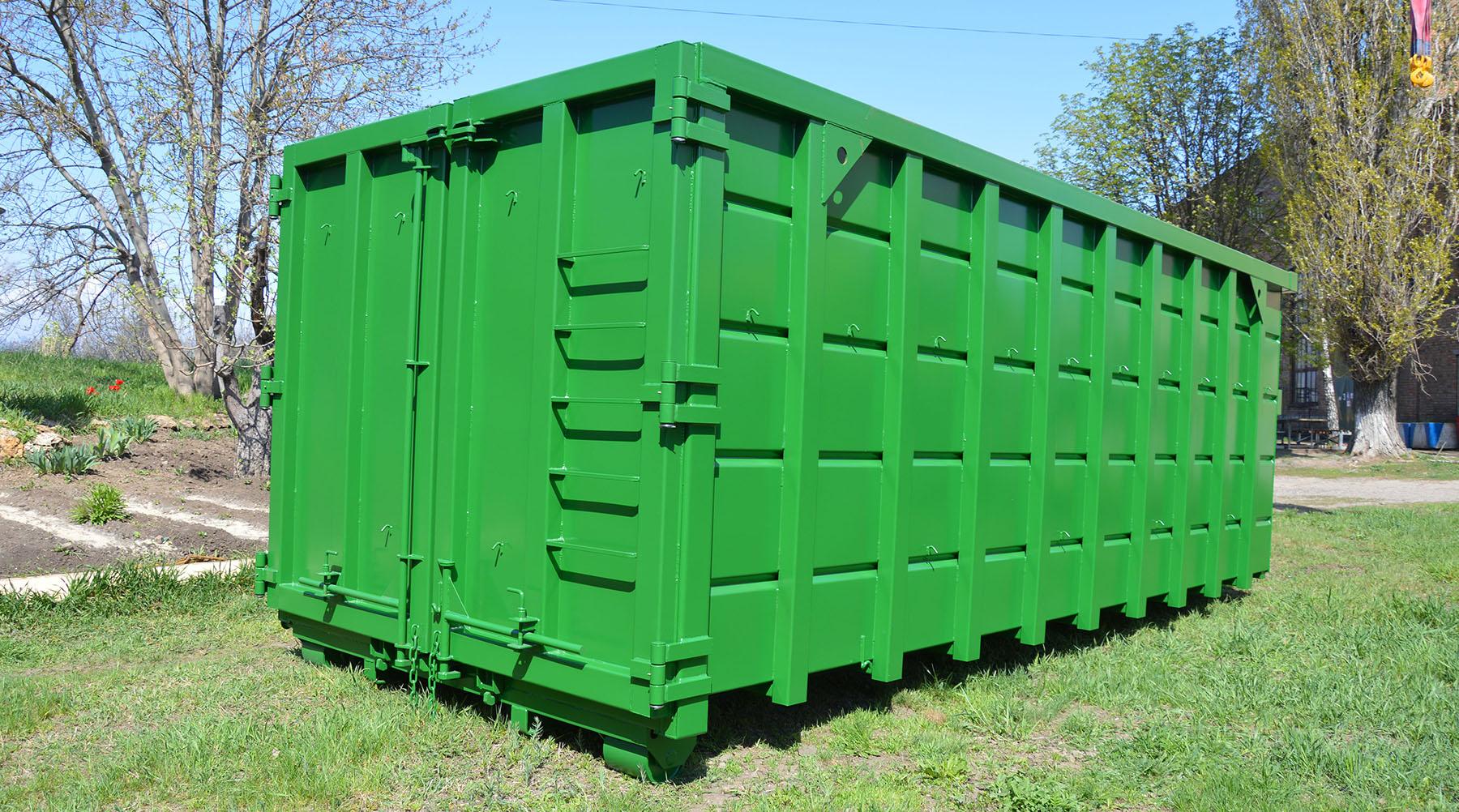 commercialisation de bennes amovibles 7 41 m3 multi bennes pour recyclage des dechets. Black Bedroom Furniture Sets. Home Design Ideas